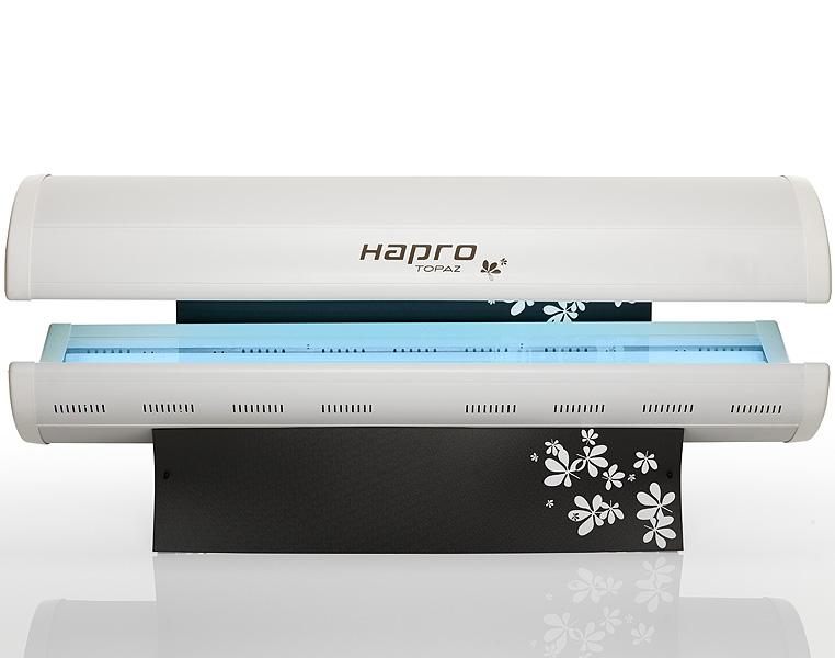 hapro solarium topaz 24 1 combi sonnenhimmel sonnenbank r hre solariumr hren 8712232912076 ebay. Black Bedroom Furniture Sets. Home Design Ideas