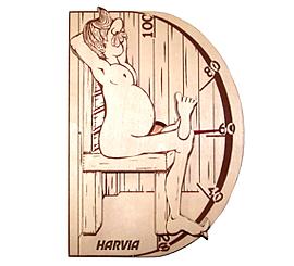 harvia thermometer sauna mann ebay. Black Bedroom Furniture Sets. Home Design Ideas