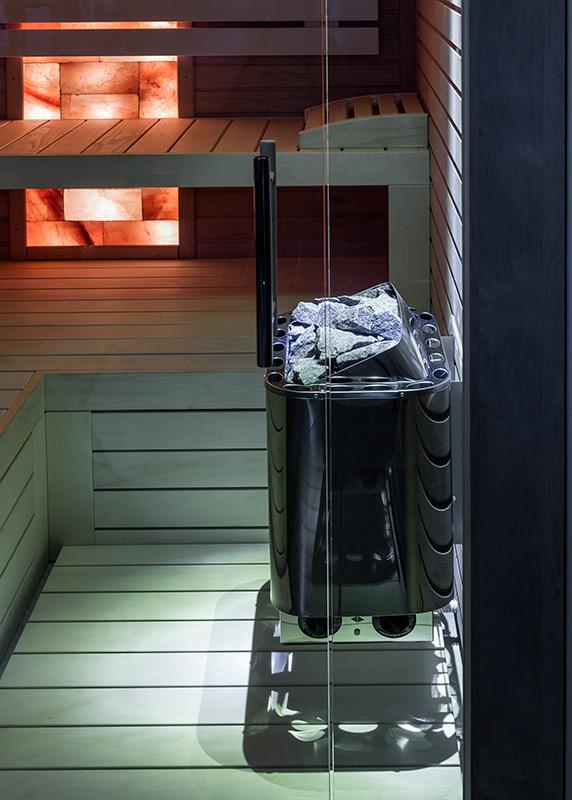 sauna ofen nordex 9 0 kw saunaofen mit integrierter steuerung schaltung ebay. Black Bedroom Furniture Sets. Home Design Ideas