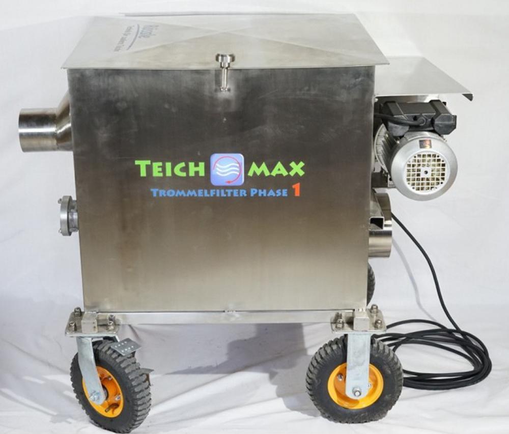 Rössle Trommelfilter Teichmax Phase 1 SZ901