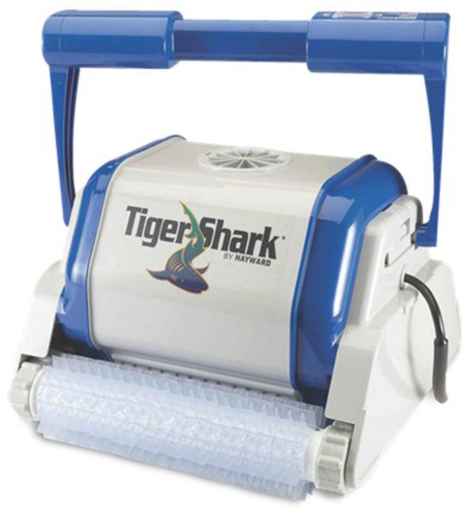 hayward tigershark pool tiger shark bodensauger poolreiniger poolroboter roboter 4250673812905. Black Bedroom Furniture Sets. Home Design Ideas