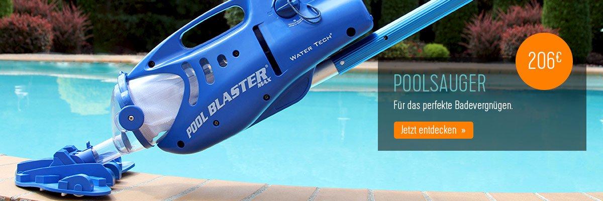 Pool Blaster Max Poolsauger