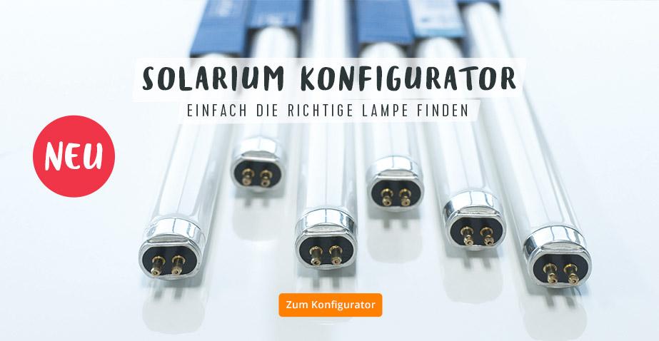 Solariumröhren Finden